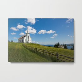 Highland Village, Cape Breton Island Metal Print