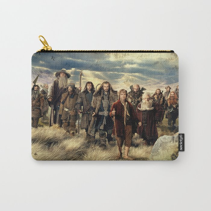 Going on an Adventure Carry-All Pouch