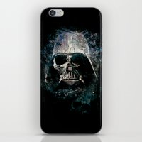 vader iPhone & iPod Skins featuring Vader by Sirenphotos
