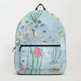 Marine life Backpack