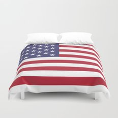 USA National Flag - Authentic Scale