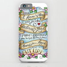 For I Know the Plans I Have for Your Slim Case iPhone 6