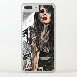 As you want Clear iPhone Case