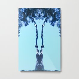 Homesick Alien 3 Metal Print