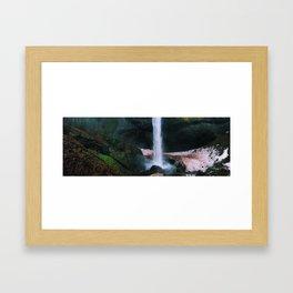 Latourell Falls - OR #2 Framed Art Print
