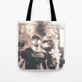 Live From The First Album Cover Tote Bag