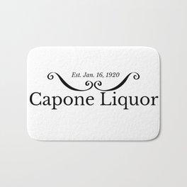 Capone Liquor Bath Mat
