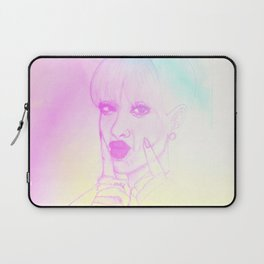 Ari Grande Laptop Sleeve