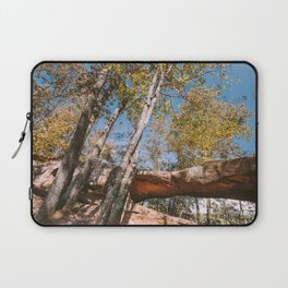 Princess Arch at Red River Gorge Laptop Sleeve