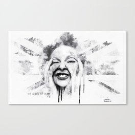 Vivienne Westwood Canvas Print
