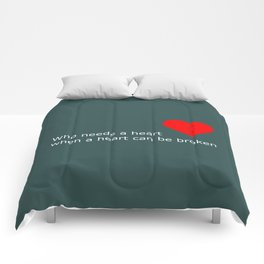 What's love got to do with it Comforters