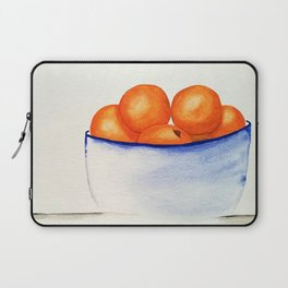 Clementines Watercolor Laptop Sleeve