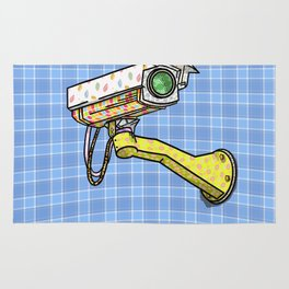 Security Camera Rug