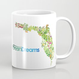 GreenDreams Fruits of Florida Coffee Mug