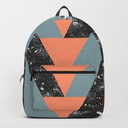 Galaxy Geometry Backpack