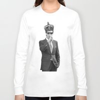 michael scott Long Sleeve T-shirts featuring scott by CFTXR