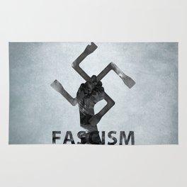 fascism Rug