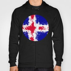 in to the sky, iceland Hoody