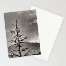 The big storm is near.  Stationery Cards