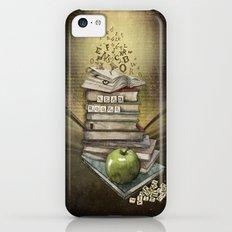 Read Books iPhone 5c Slim Case