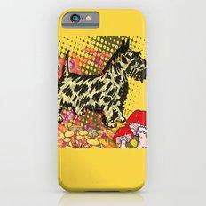 Scottish pop art Slim Case iPhone 6s