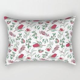 Australian Christmas Rectangular Pillow