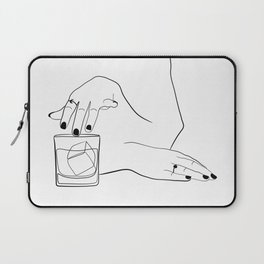 Whiskey Woman Laptop Sleeve