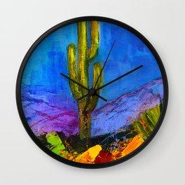 Desert Giant Wall Clock