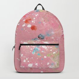 Softly Pink Backpack