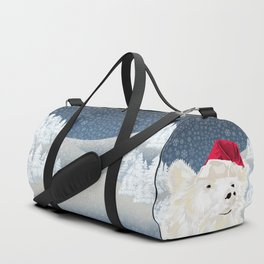 Beary Merry Christmas Duffle Bag