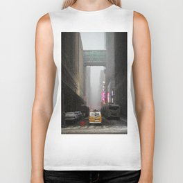 Snow Empire - NYC Biker Tank