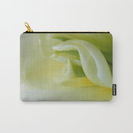 White Tulip by Teresa Thompson Carry-All Pouch