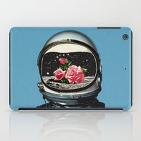rose iPad Cases featuring Spring Crop at the Rosseland Crater by Eugenia Loli