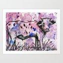 Purple Cow by juliealemons