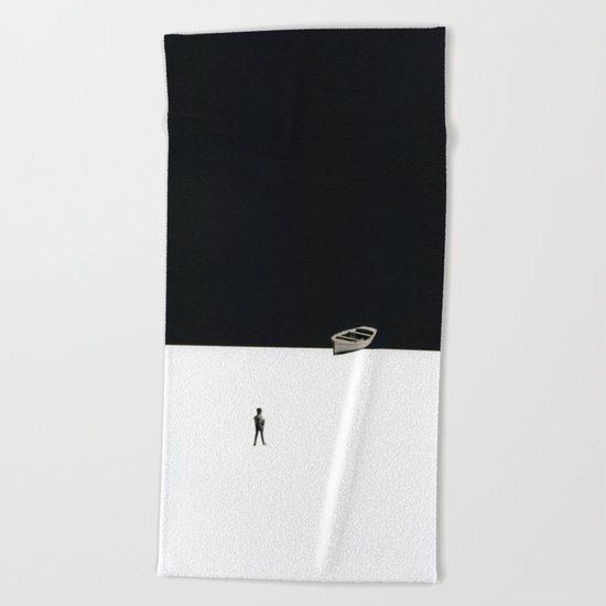 Ashore Beach Towel