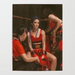 Halsey 26 Poster