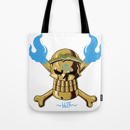 Jolly Wrecker Tote Bag