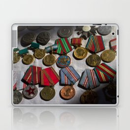 RussianMedals_Afghanistan Laptop & iPad Skin