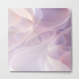 The pink movement Metal Print