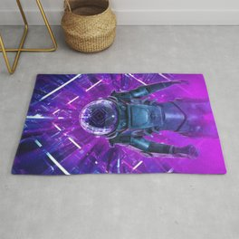Entering The Unknown Rug