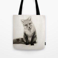 Fox Say What?! Tote Bag