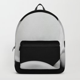 #Yin & #Yang, #coffee and #milk in #Cups #homedecors Backpack
