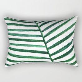 Tropical watercolor Rectangular Pillow