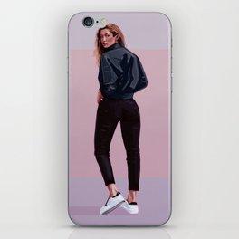 Model iPhone Skin