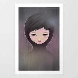 women_A Art Print