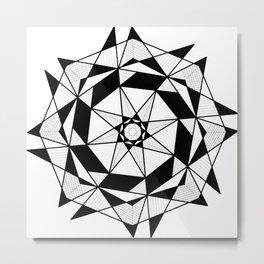 Mandala 0021 Metal Print