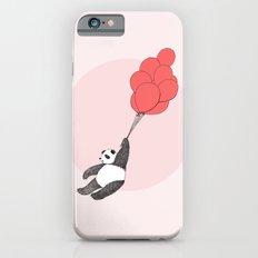 Panda Loves Balloons iPhone 6s Slim Case