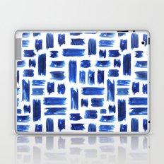 Grungy brushstrokes Laptop & iPad Skin