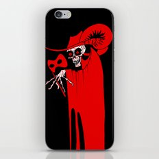 The Masque of the Red Death iPhone & iPod Skin