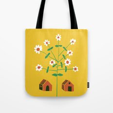 No Fences. No Borders. Free Movement For All. Tote Bag